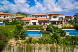 Pristine Bay Villa 1110 for sale on Roatan