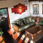 Ridge House, West End, Roatan, Living Room