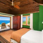 Sea Lodge, West End Roatan - Master Beedroom